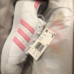 Adidas Superstar Running Sneakers